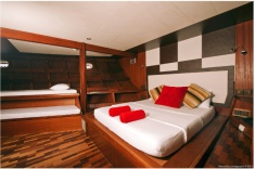 Theia - Deluxe cabin - DUNE - Maldives diving cruise
